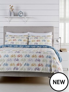 hummingbird-bicycles-duvet-cover-set