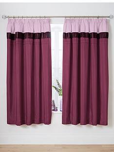 velvet-panel-curtains-purple
