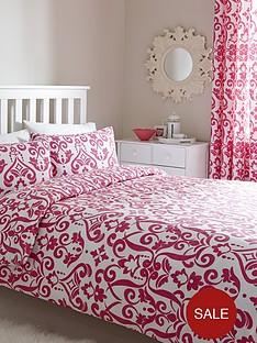 dramatic-damask-duvet-cover-set-hot-pink