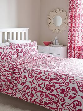 dramatic-damask-duvet-cover-set-hot-pink