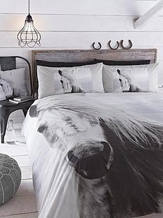 beautiful-horse-duvet-cover-set-white