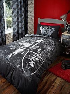 knights-armour-single-duvet-cover-set