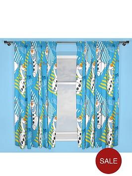 disney-frozen-olaf-chillin-curtains