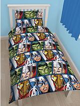 Avengers Rotary Duvet Cover Set