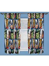 Avengers Shield Curtains