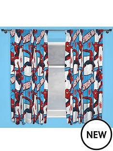 spiderman-parker-curtains-width-66-inch-drop-54-inch