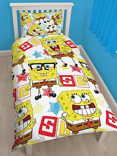 spongebob-squarepants-legend-rotary-single-duvet-cover-set