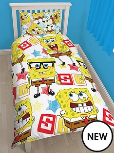 spongebob-squarepants-legend-rotary-single-duvet-set