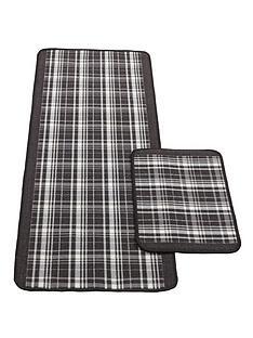 tartan-runner-with-free-door-mat