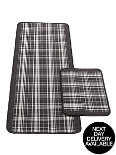 tartan-runner-with-free-door-mat
