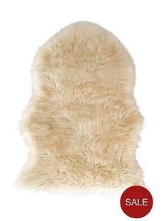 dip-dye-faux-fur-rug