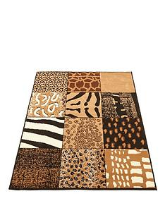 check-safari-rug