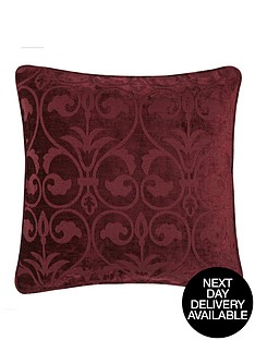 laurence-llewelyn-bowen-imperial-dream-chenille-jacquard-filled-cushion