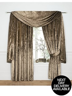 laurence-llewelyn-bowen-venezia-velvet-effect-scarf-pelmet-457-cm-180-inch