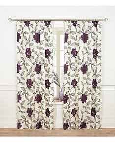 floral-light-weight-printed-pleated-curtains