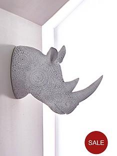 rhino-head-wall-art