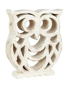 wooden-owl-sculpture