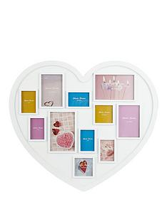 heart-multi-apperture-frame-white