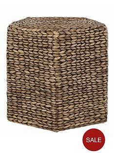 pentagon-stool-chocolate