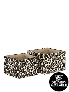 set-of-2-square-animal-print-totes-leopard