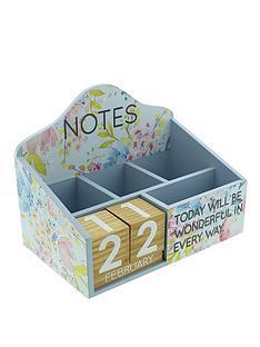 louise-tiler-perpetual-calendar-desk-tidy