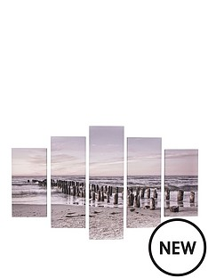 graham-brown-tranquil-seascape-canvas-set-of-5