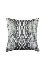 Snakeskin Cushion