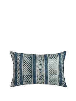 moroccan-print-cushion