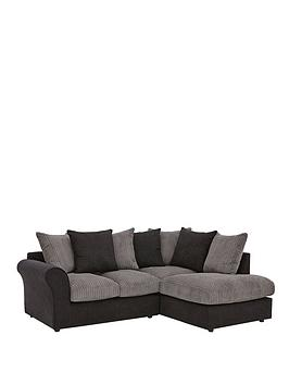 zayne-right-hand-fabric-compact-corner-chaise-sofa