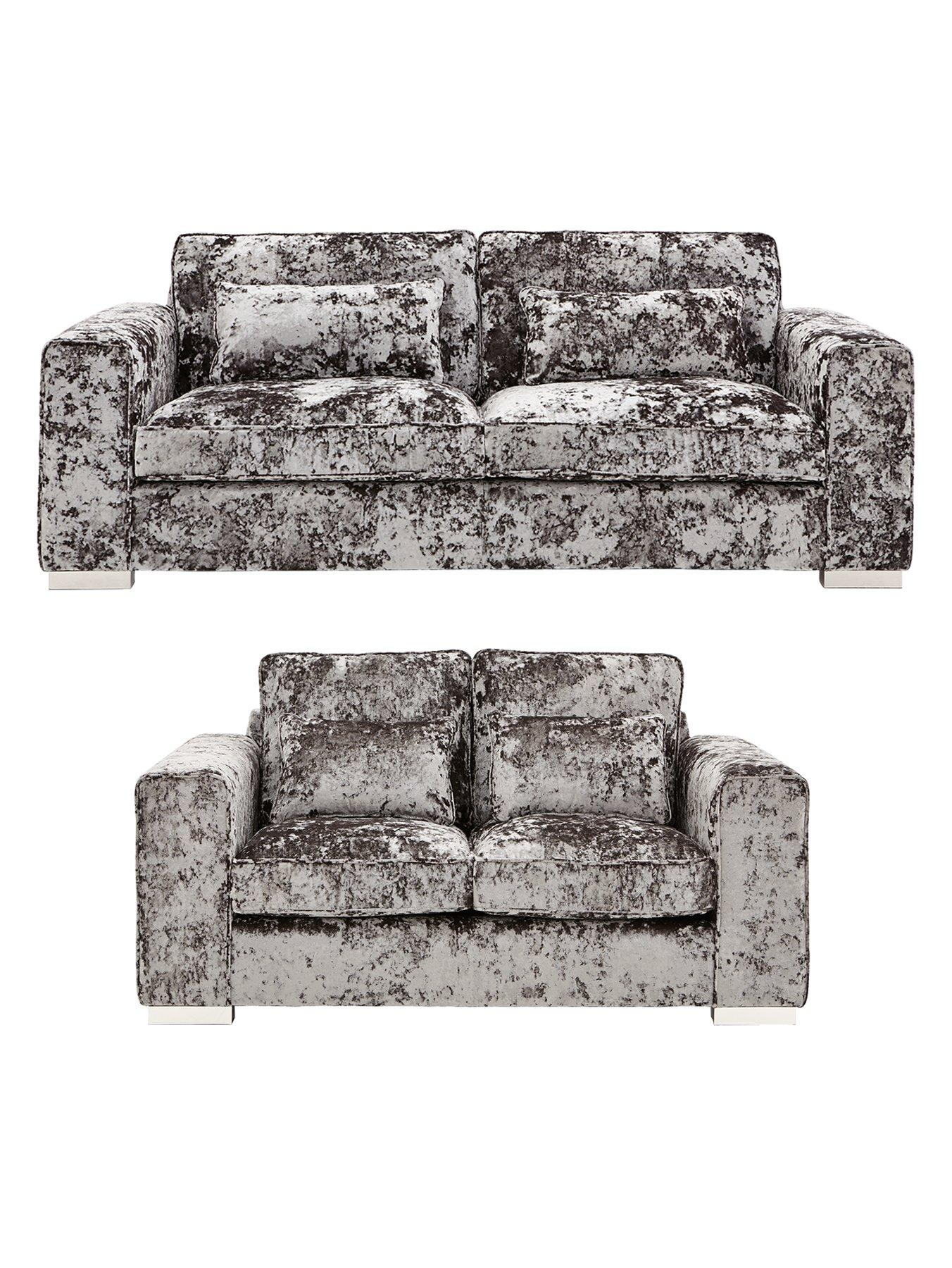 bouvier 3seater 2seater fabric sofa set buy and save