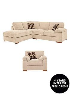 hayden-left-hand-fabric-corner-group-sofa-armchair-buy-and-save