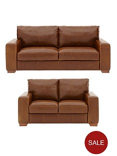 huntington-3-seater-2-seater-leather-sofa-set-buy-and-save
