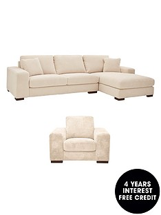 sandy-3-seater-right-hand-fabric-chaise-sofa-armchair-buy-and-save