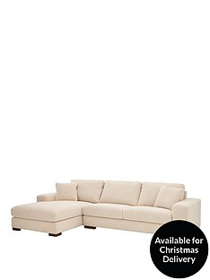 sandy-3-seater-left-hand-fabric-chaise-sofa