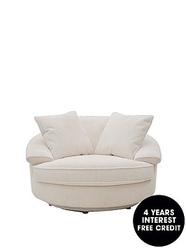 sandy-fabric-swivel-chair