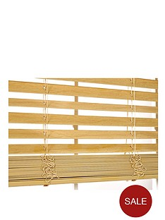 faux-wood-venetian-blind