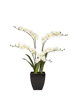 artificial-5-stem-orchid-in-pot