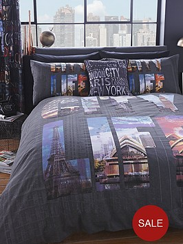 city-life-duvet-cover-set
