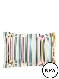 joules-bath-stripe-oxford-pillowcase-multi