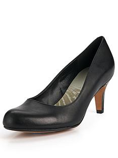 clarks-arista-abe-court-shoes-black-leather