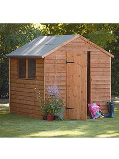 forest-8-x-6-ft-single-door-2-styrene-windows-premium-overlap-shed