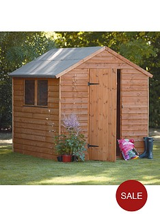 forest-8-x-6-ft-single-door-2-styrene-windows-premium-overlap-shed