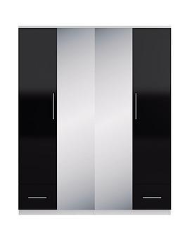 cologne-gloss-4-door-mirrored-wardrobe