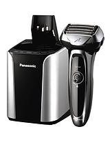 ES-LV95 5 Blade Cordless Wet and Dry Shaver with Self Cleaning and Charging System