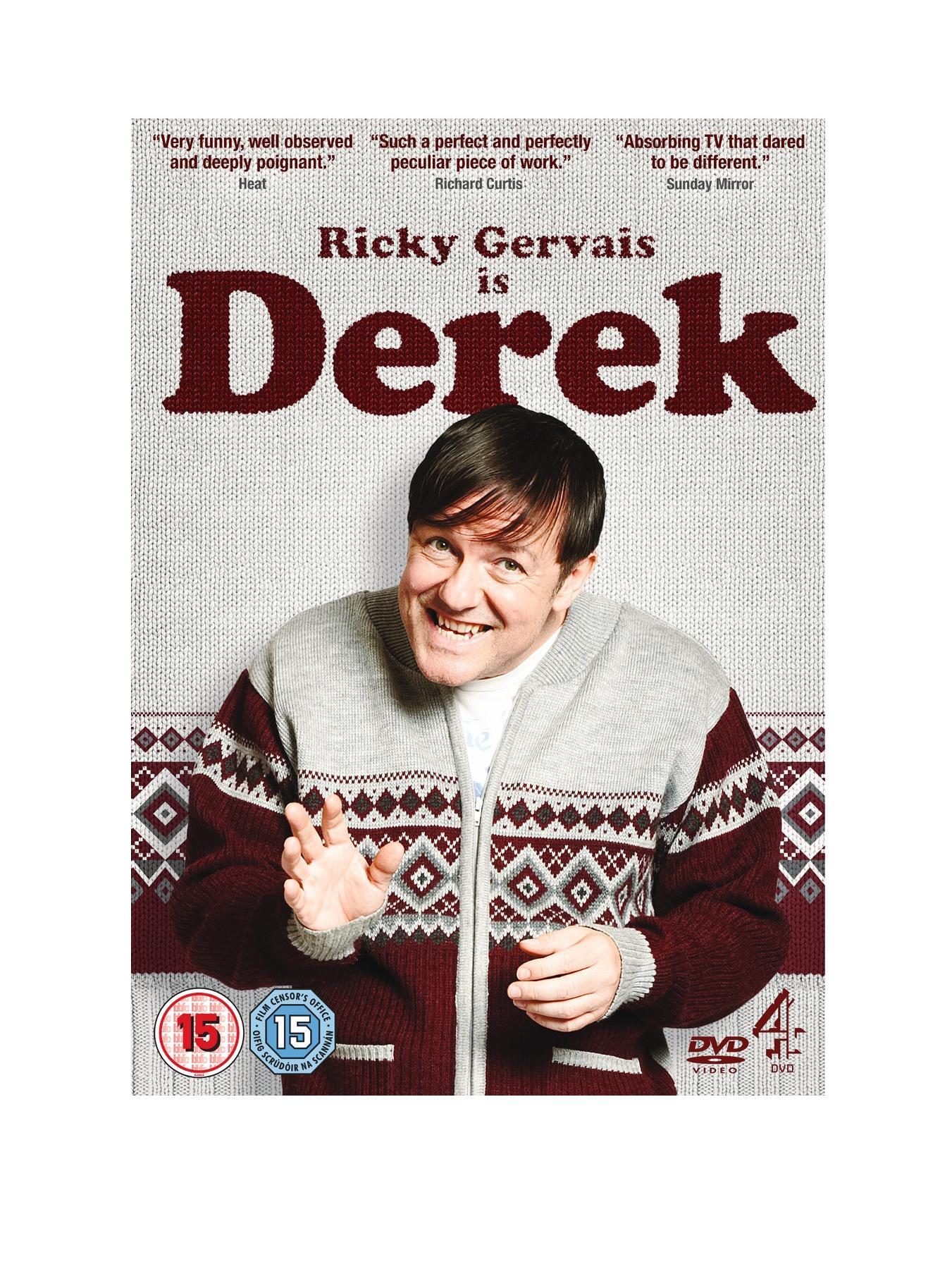 Derek DVD