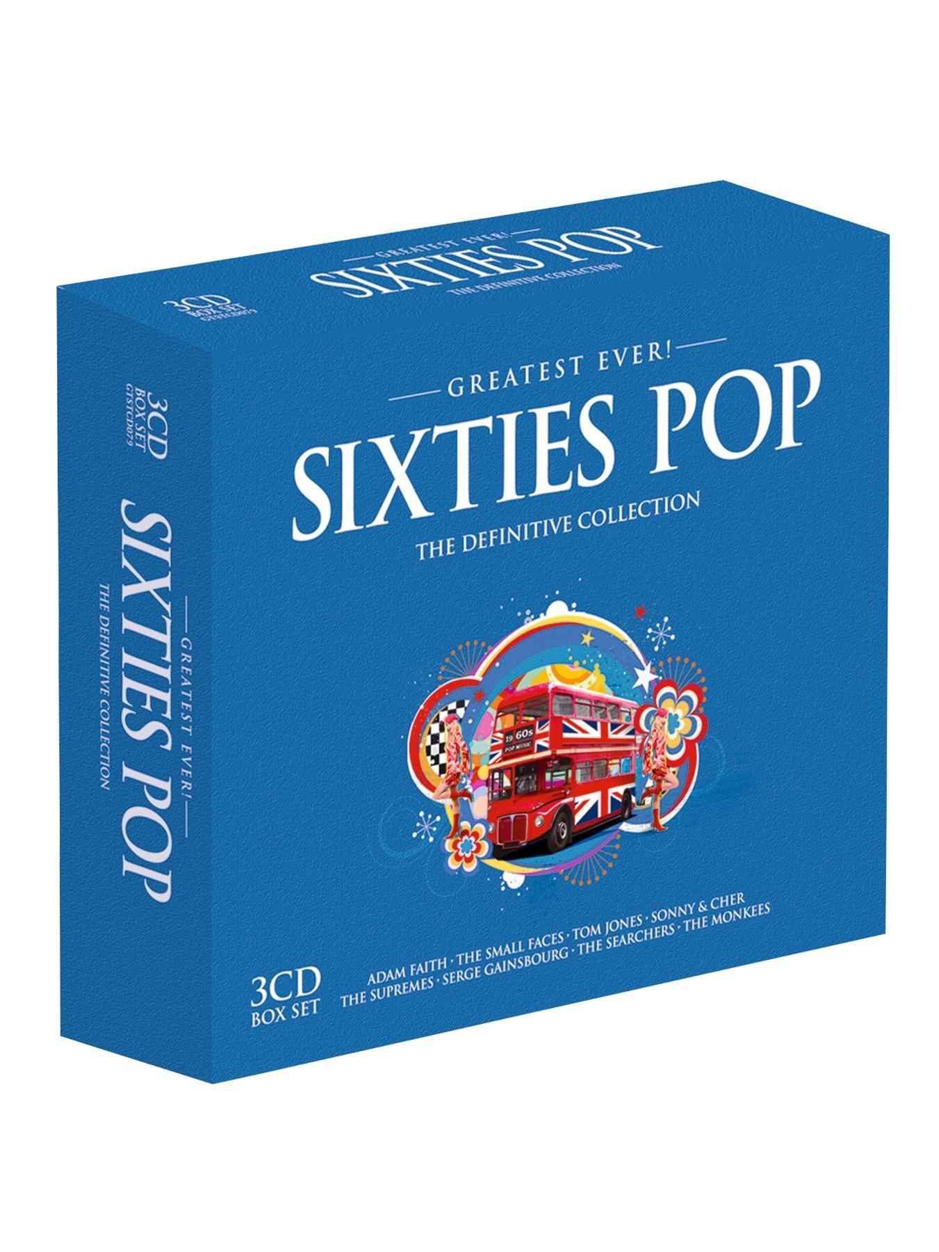 Sixties Pop CD