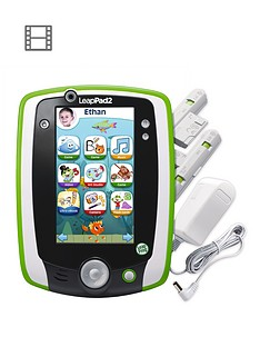 leapfrog-leappad2-power-green