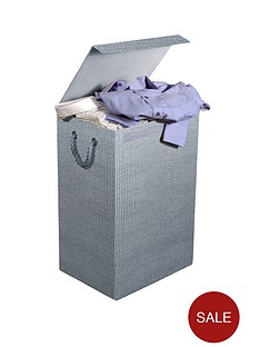 minky-canvas-laundry-hamper