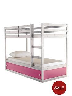 kidspace-slidestore-bunk-bed-with-optional-mattress