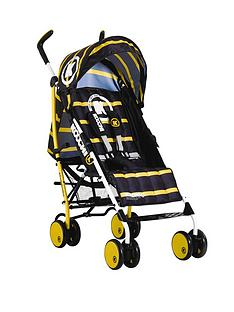 koochi-sneaker-pushchair-primary-yellow